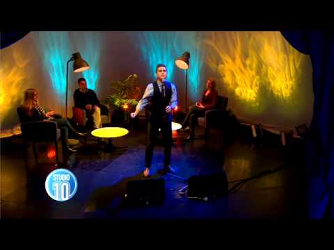 Harrison Craig - Angels | LIVE on Studio 10