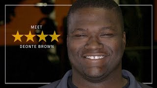 Meet 4-star Alabama recruit Deonte Brown