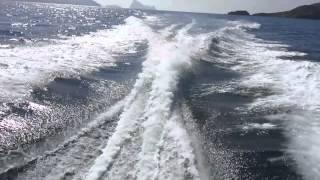 Catamaran Jeanneau Prestige 34   Alquilar camataran en Ibiza