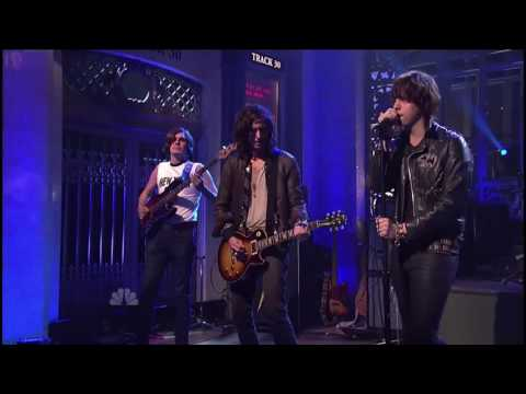 The Strokes - Under Cover Of Darkness SNL 2011 (Download-Mega)