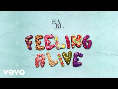 Earl St. Clair - Feeling Alive (Audio)