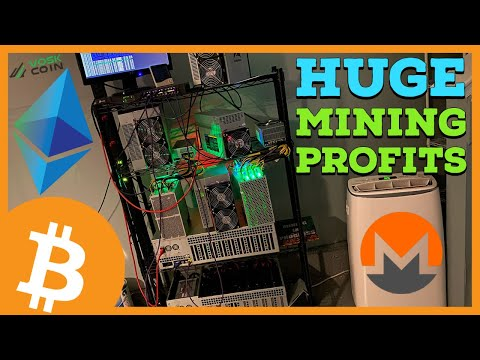 Crypto Mining is MORE PROFITABLE THAN EVER?!