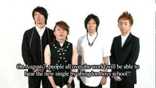 abingdon boys school gives us a short video interview. Buy here: ...