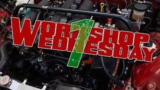 SPS Motorsport - Workshop Wednesday (Was passiert in der Werkstatt)