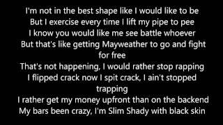 Cassidy - Control Freestyle Lyrics (Kendrick Lamar Diss)