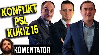 Rzecznik Prasowy PSL u Atora o Konflikcie z Kukiz 15 i Wykupie Polskiej Ziemi - Analiza Komentator