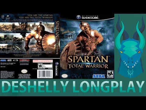 L 58 Spartan Total Warrior Ngc Longplay