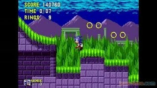 Speed Game - Sonic the Hedgehog - Fini en 15:51