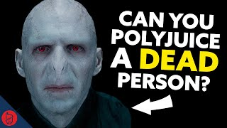 The TRUTH About Polyjuice Potion | Harry Potter Theory