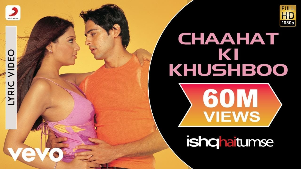 Download Chaahat Ki Khushboo Lyric Video - Ishq Hai Tumse|Bipasha Basu, Dino|Shaan, Alka Yagnik