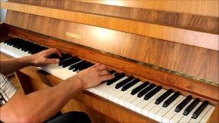 Yiruma - Kiss the Rain (piano cover)