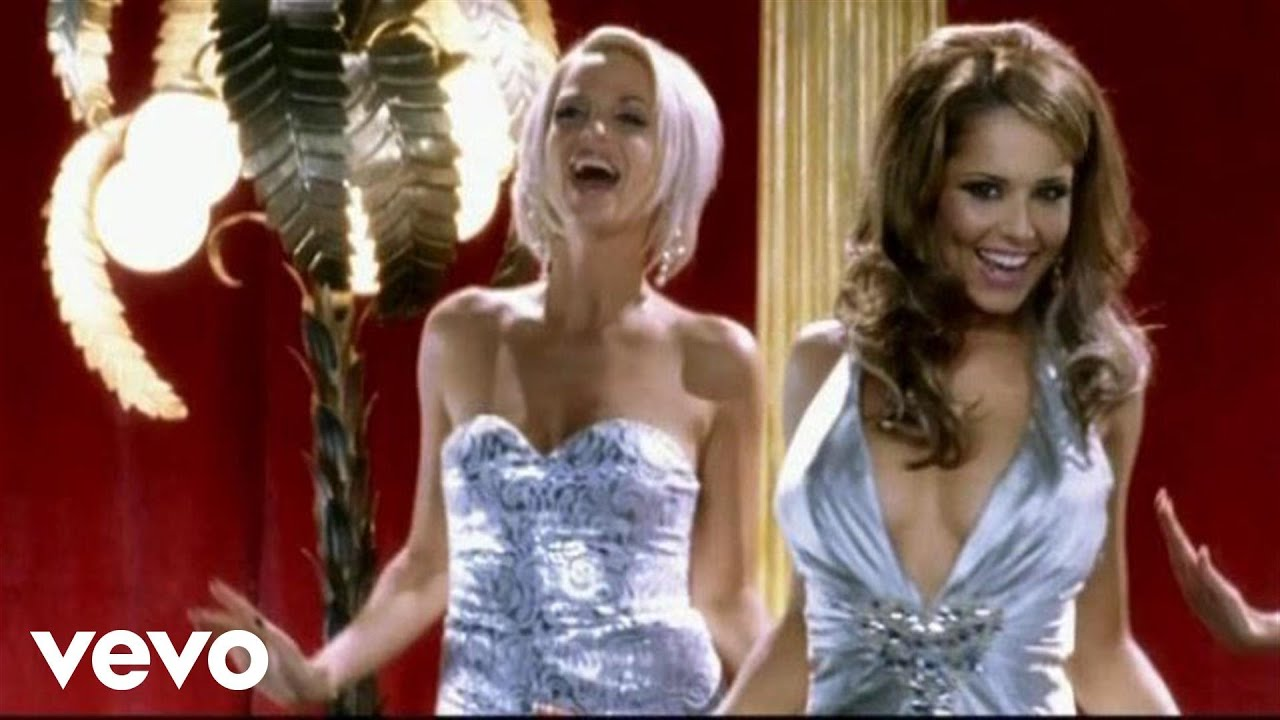 Girls Aloud - I Think Were Alone Now - Tied-Up Ending -5594