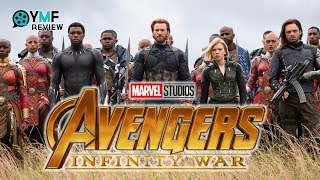 """5 Things About """"Avengers Infinity War"""" - Movie Review"""