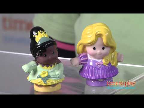 Little People Disney Princess Figure 2-Packs From Fisher-Price