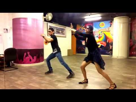 Dum Dee Dee Dum choreography purple dance center U A E