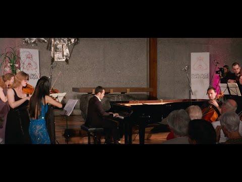 Night of the Concertos, part 2: Sabine Weyer, François-Xavier Poizat amd the Berliner Camerata