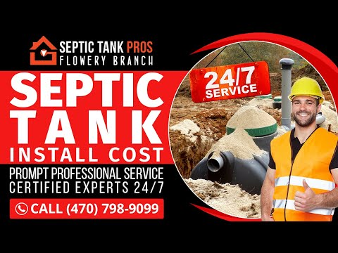 Septic Tank Replacement Cost in Canton
