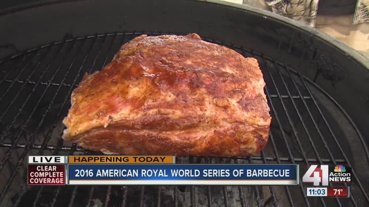 2016 american royal world series of bbq youtube