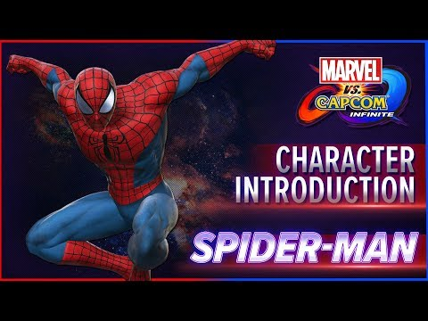 Marvel vs. Capcom: Infinite – Spider-Man Tutorial
