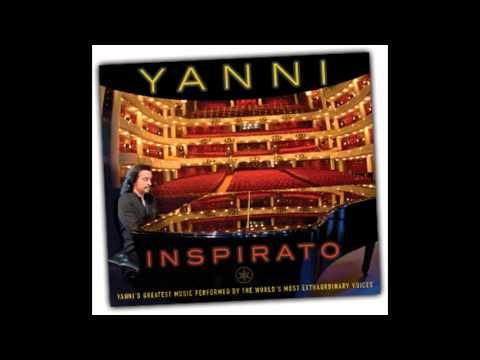 YANNI - INSPIRATO 2014 -- Come Un Sospiro ( Almost A Whisper), Vittorio Grigólo