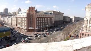 Квартира с балконом и видом на Крещатик посуточно в Киеве(, 2017-03-29T18:40:00.000Z)