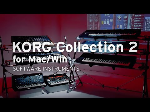 KORG Collection 2: Refined