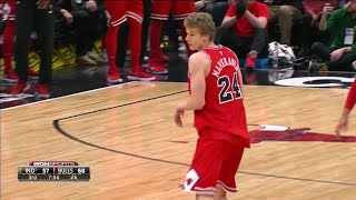 3rd Quarter, One Box Video: Chicago Bulls vs. Indiana Pacers