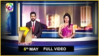 Live at 7 News – 2019.05.05 Thumbnail