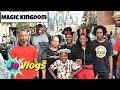 Disney's Magic Kingdom | Orlando Winter Vacation 2018 | JaVlogs
