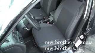 Чехлы для Mitsubishi Lancer 9 - MW Brothers