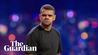 Meyne Wyatt's monologue on racism on Q+A: 'Silence is violence. Complacency is complicity'