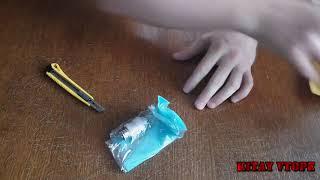 распаковка Кондитерский мешок с насадками для кондитера Aliexpress