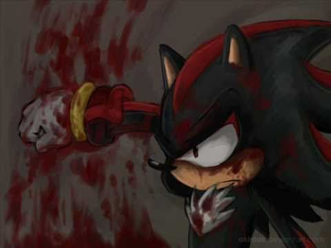 Shadow the Hedgehog Pain