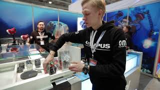 Moscow Dive Show 2018 - Olympus