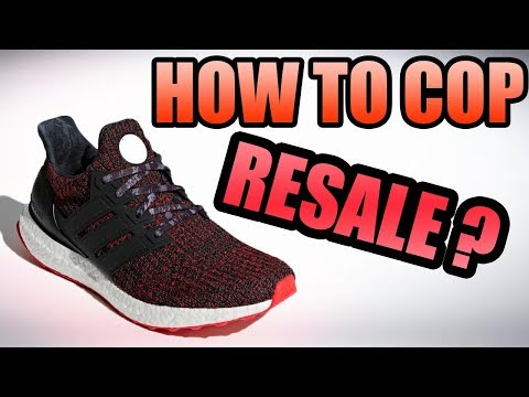 c1214e49876 How To Get The CHINESE NEW YEAR Ultra Boost 4.0 ! CNY 4.0 RESALE ...