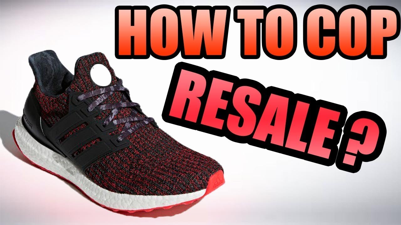 pretty nice ac270 974f9 How To Get The CHINESE NEW YEAR Ultra Boost 4.0 ! CNY 4.0 RESALE Predictions