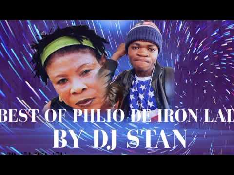 Download Best of phlio de iron lady (vol1) ( dj stan)(agbor song)