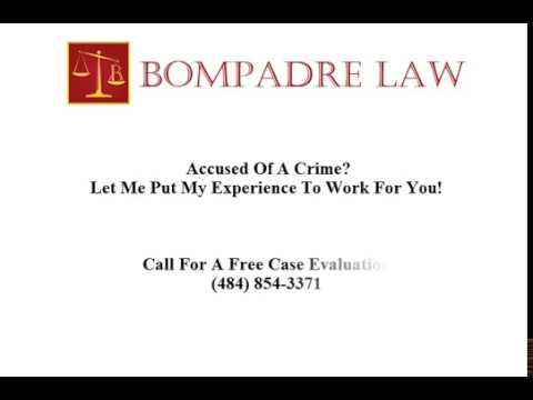 Adam Bompadre | Experienced Pennsylvania Criminal Defense Lawyer