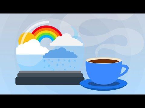 """Создаем приложение """"Погода"""" на Java [GeekBrains]"""