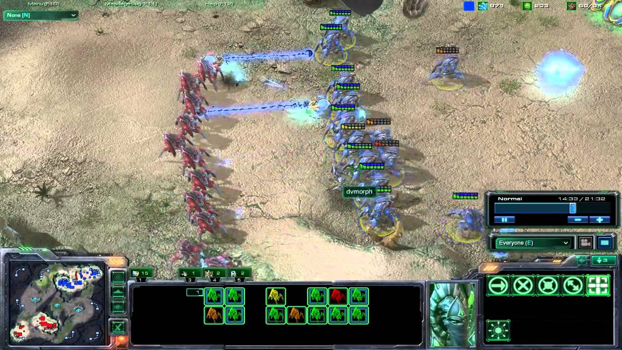 Image result for starcraft2 micro