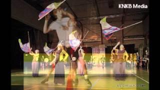 Openingsceremonie door lens van Henk Bootsma