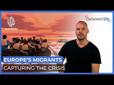 Europe's Migrants: Capturing the Crisis   Between Us