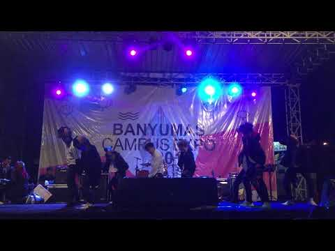 BTS - DNA, EXO - THE EVE & NCT127 - Cherry Bomb Dance Cover by CID127 @Banyumas Campus Expo 2018