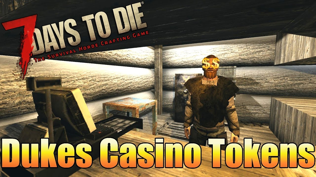 7 Days To Die Casino Token