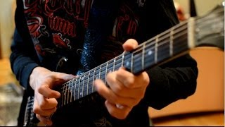 11 metal/core solo compilation (guitar cover) drop c hd/hq