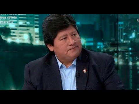 Edwin Oviedo reveló detalles del éxito de la selección peruana