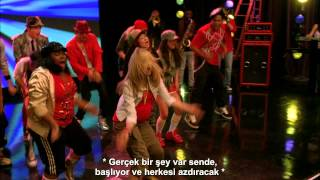 Скачать Glee Give Up The Funk Türkçe Altyazılı