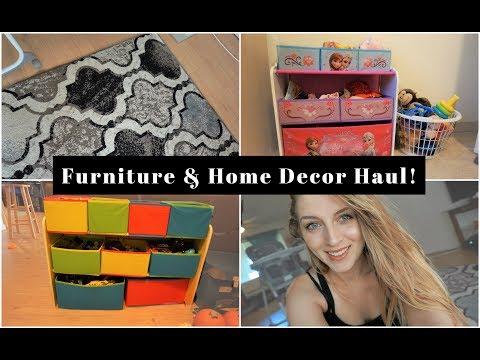 Furniture & Home Decor Haul!