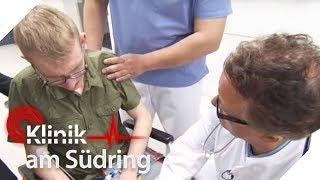 Junge (15) schminkt sich heimlich: Droht jetzt eine Thrombose? | Klinik am Südring | SAT.1 TV