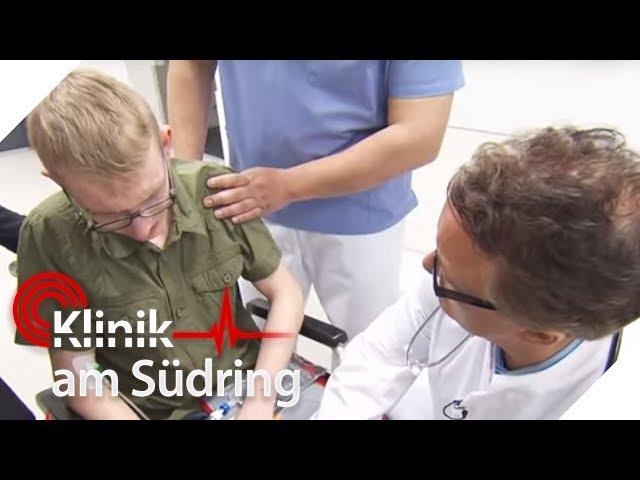 Junge (15) schminkt sich heimlich: Droht jetzt eine Thrombose?   Klinik am Südring   SAT.1 TV